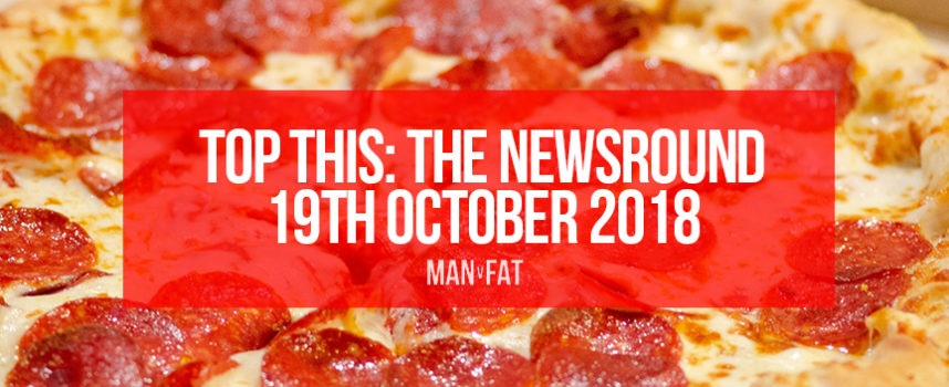 Top this: The MAN v FAT Newsround 19th October