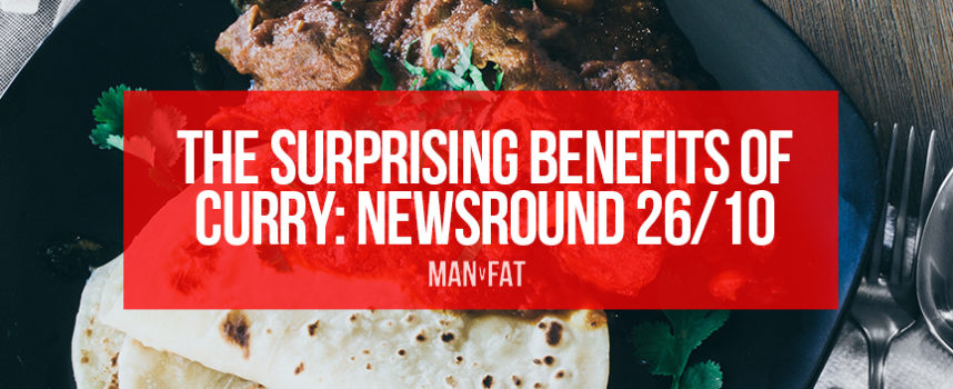 The surprising benefits of curry: The MAN v FAT Newsround 26th October
