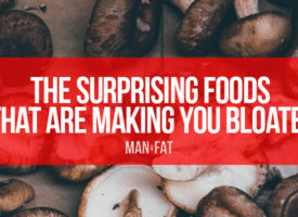 Surprising foods that are making you bloated