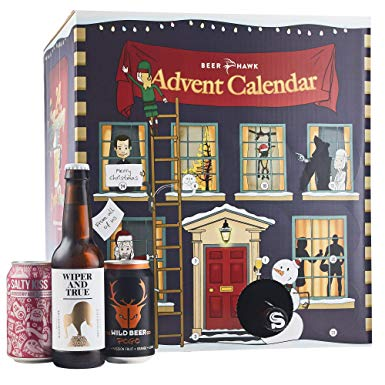 non-chocolate advent calendars