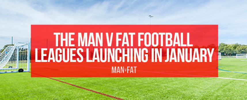 The MAN v FAT Football leagues launching in January