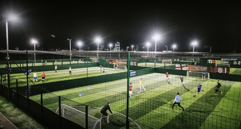 Leeds | MAN v FAT Football leagues launching in January