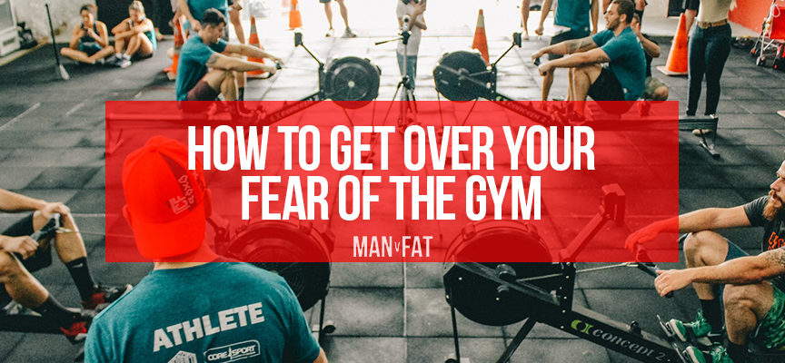 How to get over your fear of the gym