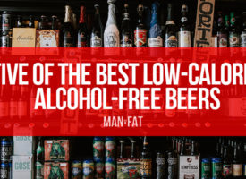Five of the best low-calorie alcohol-free beers