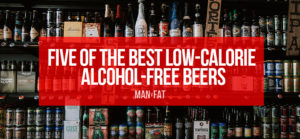 Photo: Five of the best low-calorie alcohol-free beers