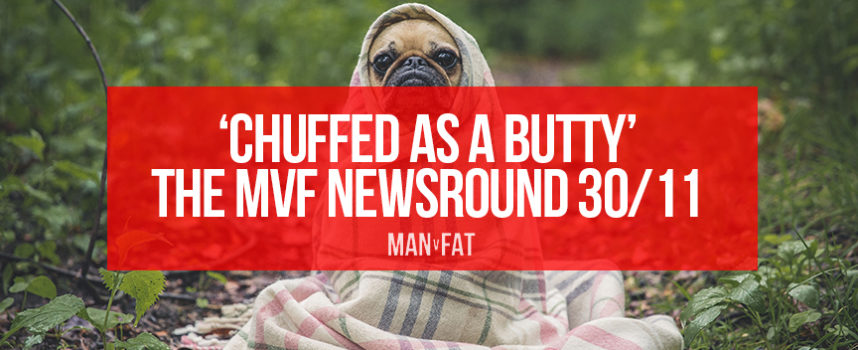 150,000lbs! – The MVF Newsround 7/12/18