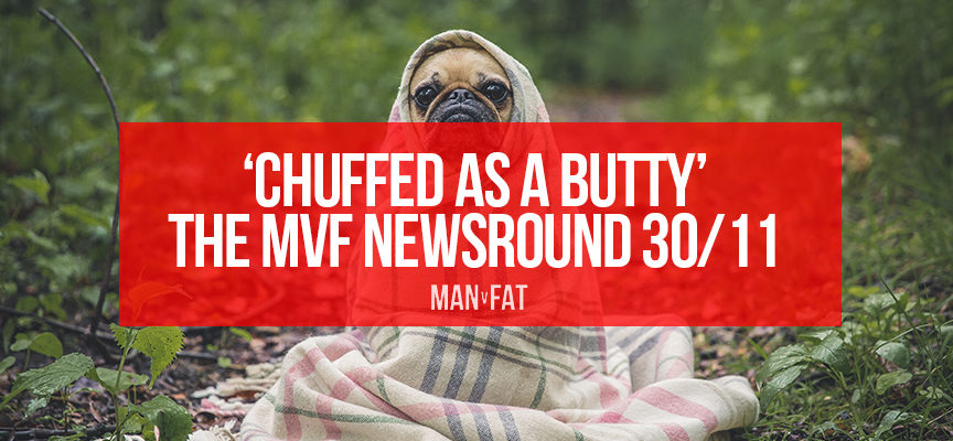 Chuffed as a butty – The MVF Newsround 30/11/18