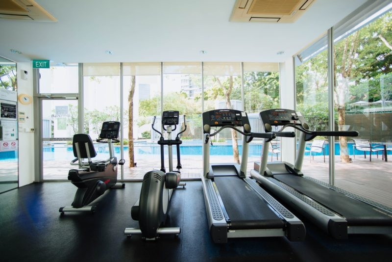 How to get over fear of the gym