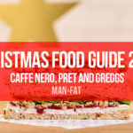 Photo: How many calories in Caffe Nero and Pret Christmas food?