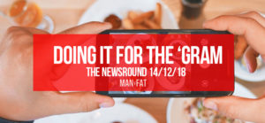 Photo: Doing it for the 'gram – The MVF Newsround 14/12/18
