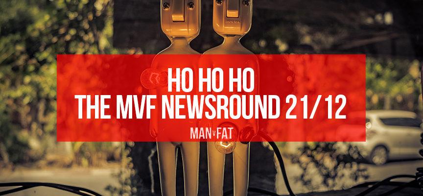 Ho ho ho – the MVF Newsround 21/12/18