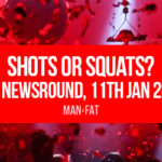 Photo: Shots or squats? – the MVF Newsround 11/1/19