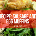Photo: Recipe: Sausage and egg muffins