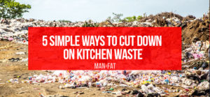 Photo: 5 simple ways to cut down on kitchen waste
