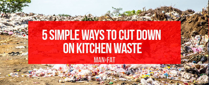 5 simple ways to cut down on kitchen waste