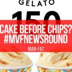 Photo: Cake before chips? #MVFNewsround