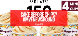 Photo: Cake before chips? #MVFNewsround