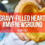 Photo: My gravy-filled heart #MVFNewsround