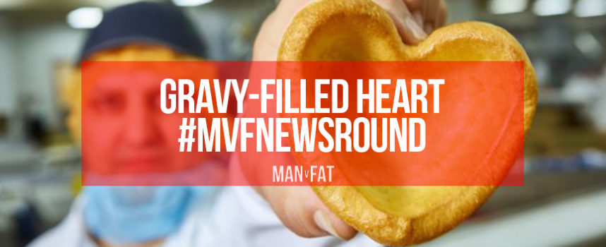 My gravy-filled heart #MVFNewsround
