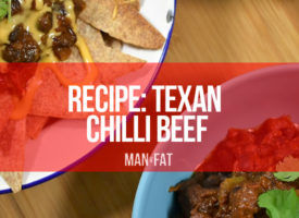 Recipe: Texan chilli beef